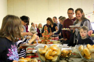 Annual Holiday Meal @ Sea Road Christian Church Fellowship Hall | Kennebunk | Maine | United States
