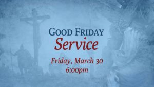 Good Friday Service @ Sea Road Christian Church - Sanctuary | Kennebunk | Maine | United States