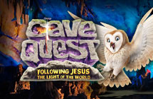 Signup for Cave Quest VBS!