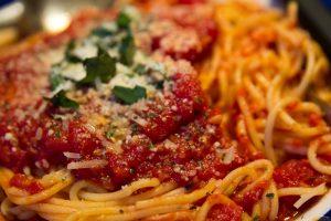 WACO Missions Trip Spaghetti Dinner